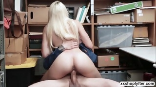 shoplifter jessica jones firstime with lps big cock