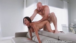 alexis fawx loves having sex with her stepson by the pool