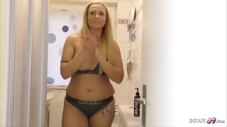german girlfriend cheat on party with big black cock friend