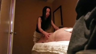 chinese massage parlor crack massage and nude handjob