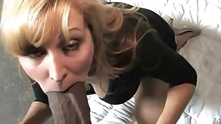 Big broad in the beam black monster cock in my moms mean pussy 27