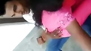 Indian desi school girl alfresco sex