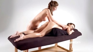 Charlotta Phillip sapphic massage