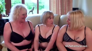 Doyen bigger blondes with younger cock